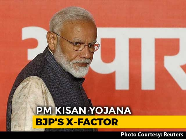 Video : How PM Kisan Scheme Helped BJP Win Uttar Pradesh By A Landslide