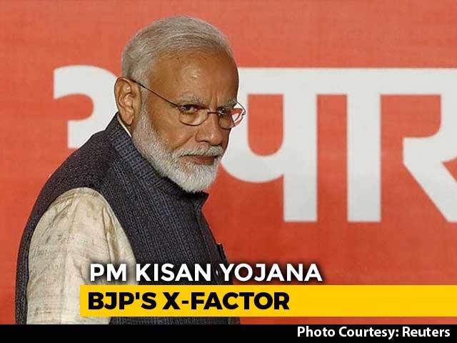 How PM Kisan Scheme Helped BJP Win Uttar Pradesh By A Landslide