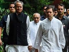 नतीजों के बाद संकट में कांग्रेस : राजस्थान में भी नेतृत्व परिवर्तन की अटकलबाजी, असंतोष के सुर फूटे