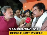 "Video : ""Advani-<i>ji</i> Was In Tears, Didn't Stop Me From Leaving"": Shatrughan Sinha"