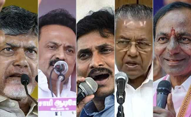 Tamil Nadu, Karnataka, Andhra Pradesh, Kerala, Telangana Election Results 2019 - Huge Blow For JDS-Congress Alliance In Karnataka, Chandrababu Naidu's Party Draws A Blank In Andhra: HIGHLIGHTS