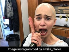 <i>Game Of Thrones 8</i>: Mad Daenerys Made Emilia Clarke Gain A Bottle And Lose Her Hair (Spoiler Alert)