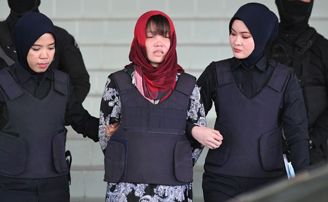 Vietnamese woman accused in Kim Jong Nam's killing released