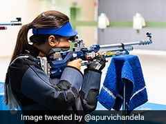 Apurvi Chandela Wins Year