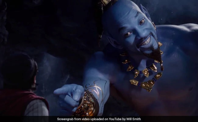 Here's How Will Smith Added A Touch Of Bollywood To Aladdin