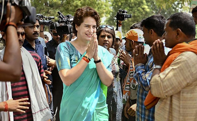 Priyanka Gandhi Gets Private Jet, AIIMS Treatment For Girl With Tumor
