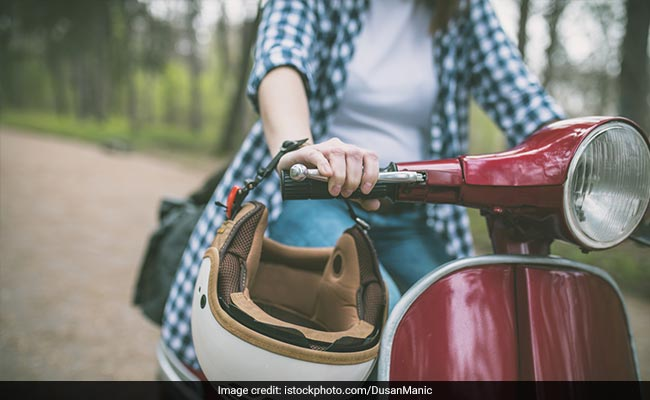 CDC Urges Helmet Use To Prevent Severe Head Injuries While Riding Scooters