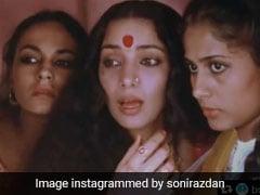 Soni Razdan's 'Memories Of <i>Mandi</i>' With Shabana Azmi and Smita Patil