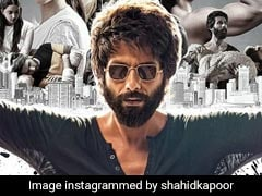 Shahid Kapoor Is 'Happy' After <i>Kabir Singh</i> Clash With <i>Mental Hai Kya</i> Was Averted