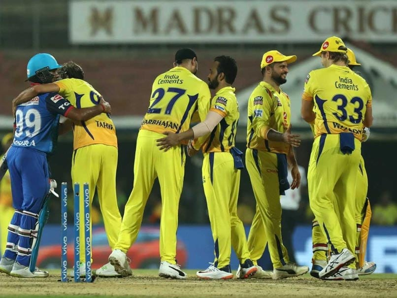 IPL 2019: MS Dhoni, Imran Tahir Star As Chennai Super Kings Crush Delhi Capitals To Reclaim Top Position
