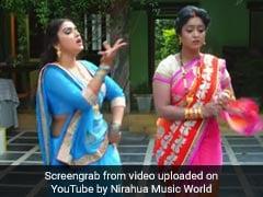 Bhojpuri Cinema: आम्रपाली दुबे ने फिर बिखेरा अपनी अदाओं का जादू,  4 करोड़ से ज्यादा बार देखा गया Video