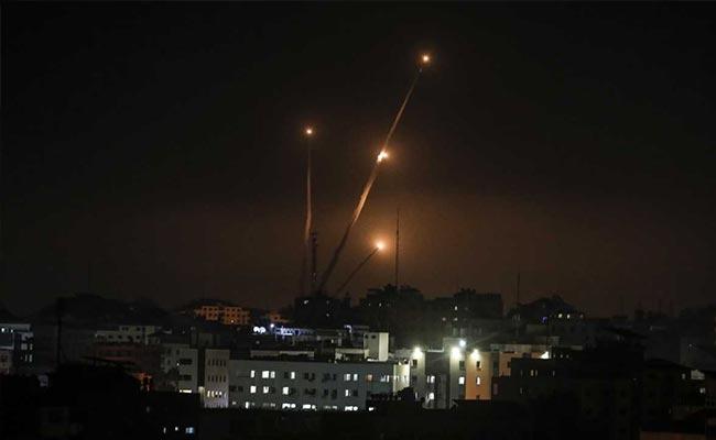 250 Rockets Barrage From Gaza Draw Israeli Strikes, 4 Palestinians Dead