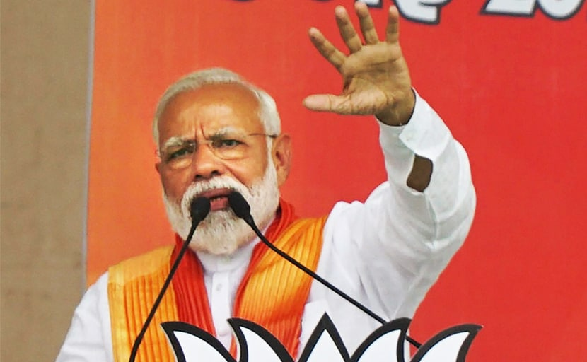 Election results: Modi takes early lead in vote counting