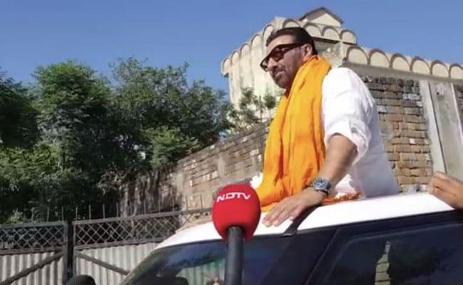 बीजेपी उम्मीदवार सनी देओल बोले- बालाकोट स्ट्राइक और भारत-पाकिस्तान के संबंधों पर ज्यादा कुछ नहीं जानता