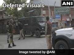 4 Terrorists Killed In Encounter In Jammu And Kashmir's Kulgam: Police