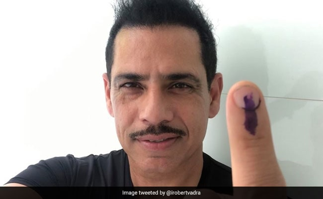 Robert Vadra, Trolled Over Paraguay Flag Blooper, Admits 'Mistake'