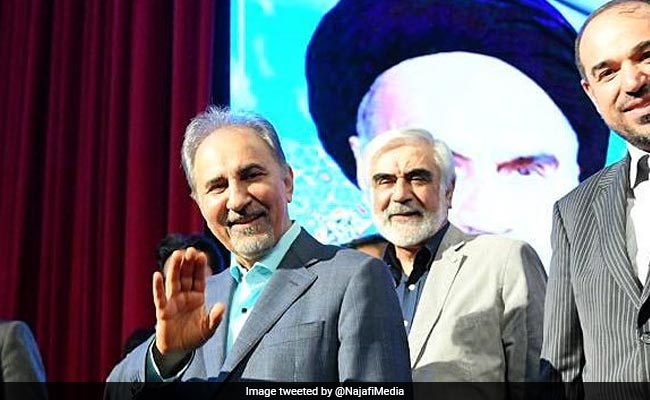 Ex Tehran Mayor Confesses To Killing His Wife On Iranian State TV