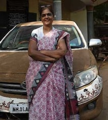 Watch: This Gujarat Woman's Cow Dung-Coated Car Is An Internet Sensation