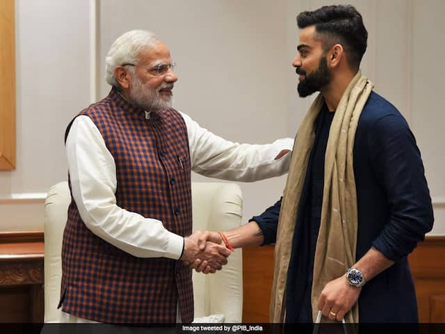 Narendra Modi Birthday: Virat Kohli, Sachin Tendulkar Lead Wishes From Cricket Fraternity