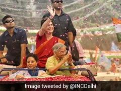प्रियंका गांधी ने रोड शो में पीएम मोदी को किया चैलेंज, ''दिल्ली में जन्मी हूं, हमने हर गलियां देखी हैं, मैं बताऊंगी कि...'
