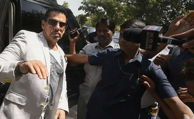 '11 Times, For 70 Hours': Robert Vadra's Facebook Post Before Questioning