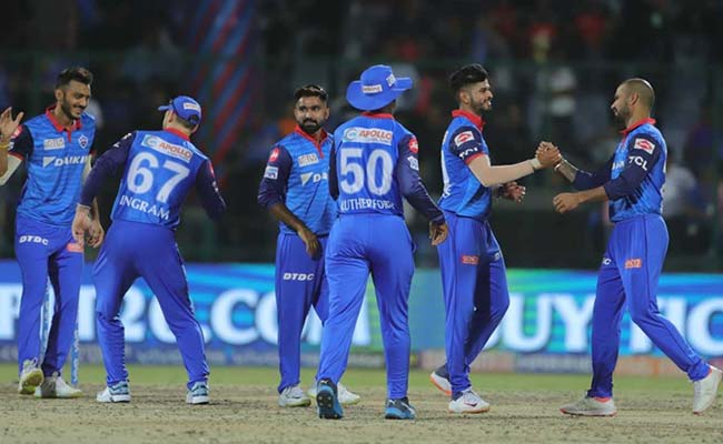 IPL 2019 Eliminator, DC vs SRH:Delhi apitals Beat SunRisers Hyderabad By 2 Wickets