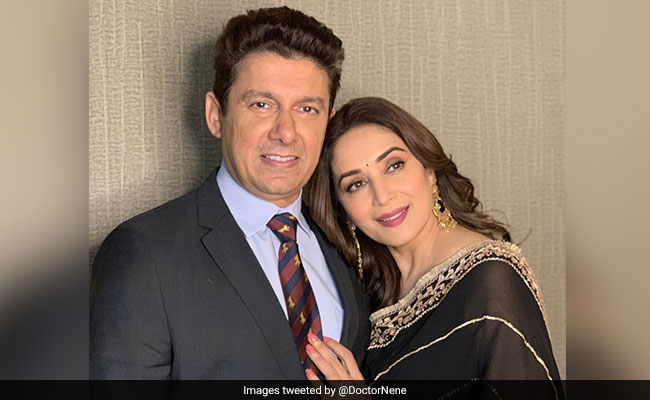 'Happy Birthday, Madhuri Dixit, Most Beautiful Woman On The Planet': How Husband Shriram Nene Made Her Day