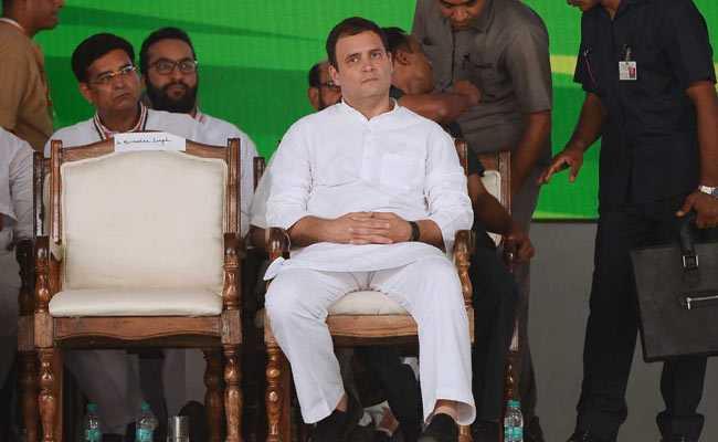 Election Results 2019: দাক্ষিণাত্যে মর্যাদা রক্ষার লড়াইয়ে এগিয়ে রাহুল গান্ধি