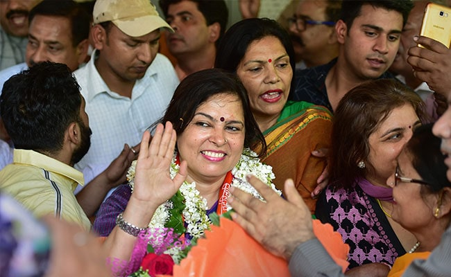 Delhi Elects Only One Woman To Lok Sabha, Again
