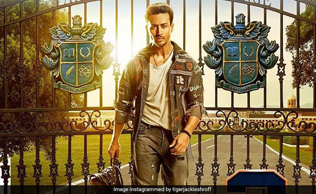 Tiger Shroff On Working In Student Of The Year 2: 'I Feel Like I Am In Alien Territory'