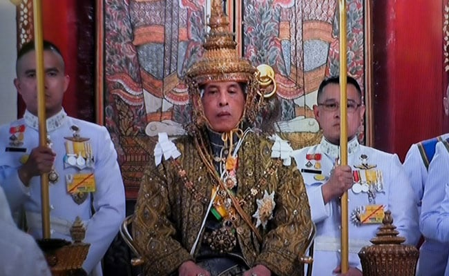 Thailand King Maha Vajiralongkorn Crowned