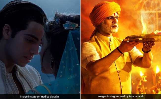 Box Office Collection Day 3: Aladdin 'Fares Much Better Than' PM Narendra Modi