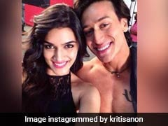 On 5 Years Of <i>Heropanti</I>, Tiger Shroff And Kriti Sanon Share Fond Memories