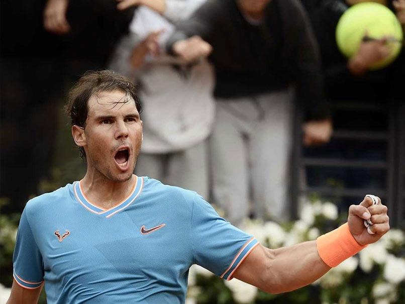 Rafael Nadal Dispatches Stefanos Tsitsipas To Reach Rome Final