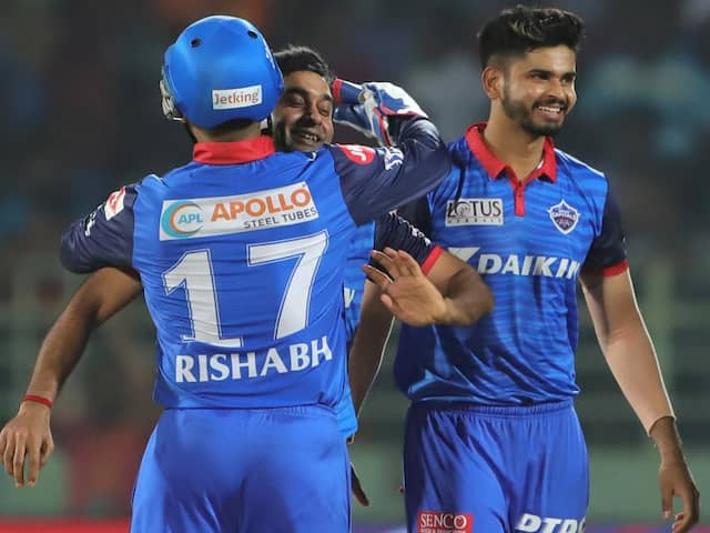 """Could See Happiness On Everyones Faces"": Shreyas Iyer After Delhi Capitals Win In IPL Eliminator"