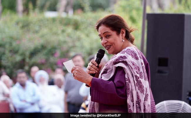 Election Results 2019: Kirron Kher Wins From Chandigarh