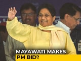 Video : Ambitious Mayawati Is X Factor As Parties Wait For Election Results