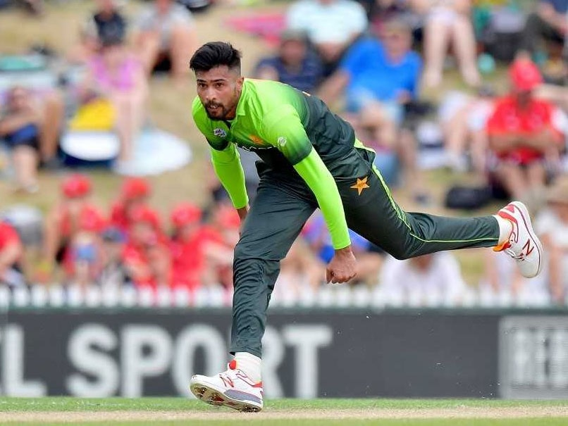 Mohammad Amir, Wahab Riaz And Asif Ali Named In Pakistan World Cup Squad