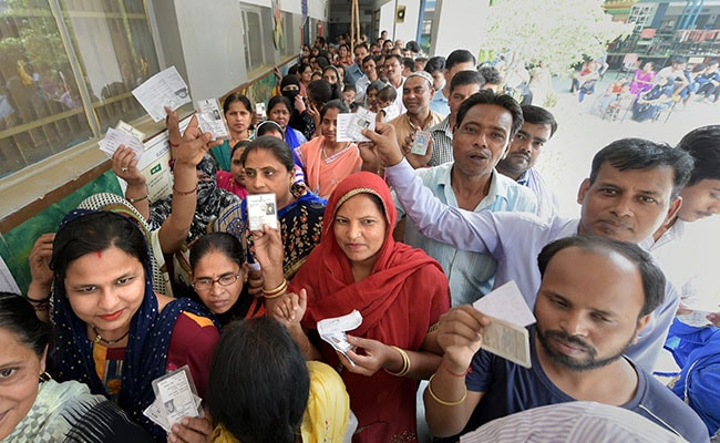 Delhi Records Around 60% Overall Voter Turnout, Down Since 2014