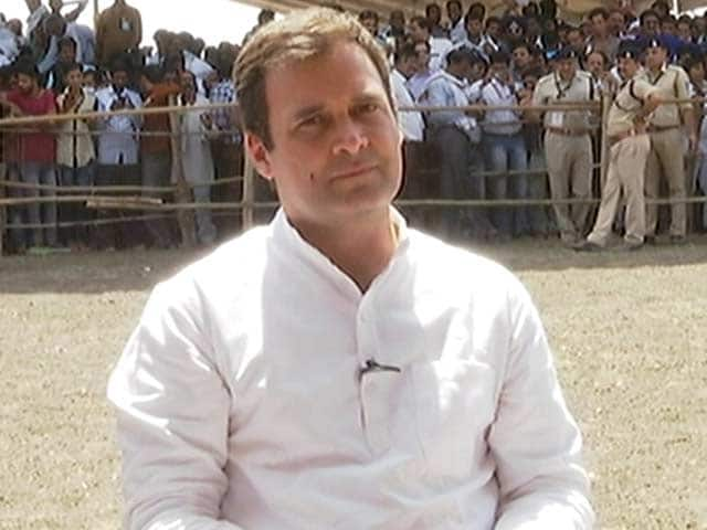 """Video : """"Learnt From PM How Not To Run A Country"""": Rahul Gandhi To NDTV's Ravish Kumar"""