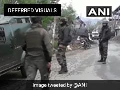 Terrorist Killed In Encounter In Jammu And Kashmir's Shopian