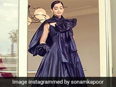 Cannes 2019: Shades Of Sonam Kapoor - Swaps Flirty Red For Edgy Purple