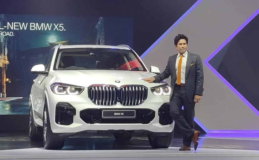 The BMW X5 has been launched in India in two diesel variants and the petrol variant will follow later.