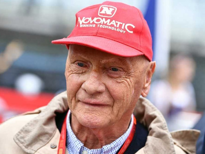 Former F1 Champion Niki Lauda Dies At 70 - NDTV News