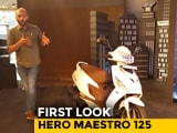 Video : 2019 Hero Maestro Edge 125 First Look