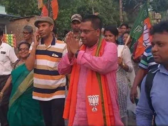 Video : தலைப்பு : பாஜக வேட்பாளர் மீது போக்சோ சட்டத்தின்கீழ் வழக்கு