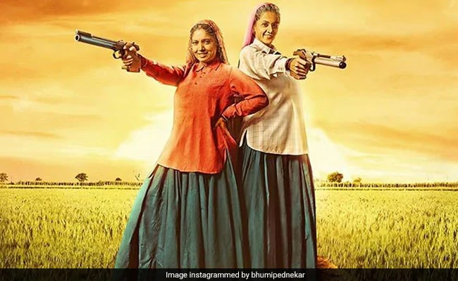 Bhumi Pednekar On Playing A 'Character Double Her Actual Age' In Saand Ki Aankh