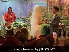 Sophie Turner And Joe Jonas Just Got Married In An Elvis Wedding In Las Vegas