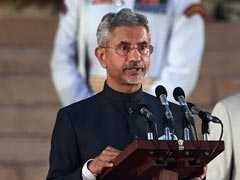 Foreign Minister S Jaishankar Is BJP's Rajya Sabha Candidate From Gujarat