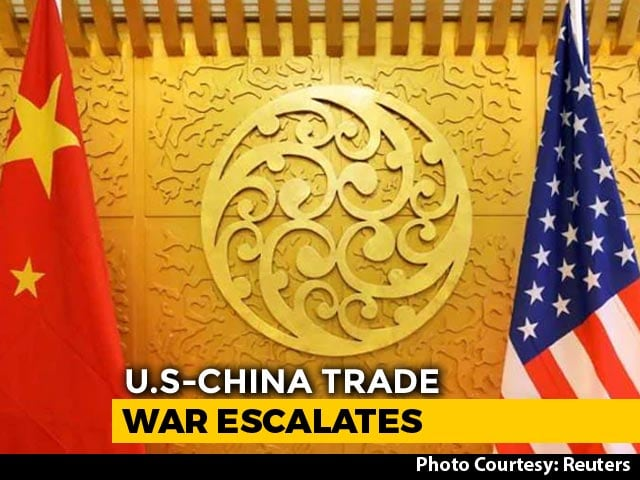 Video : Global Markets Fall As US-China Trade War Intensifies